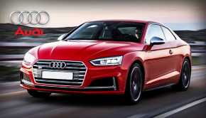 2018 Audi S5 – A Luxurious Coupe with Turbocharged Engine and Advanced Safety Features