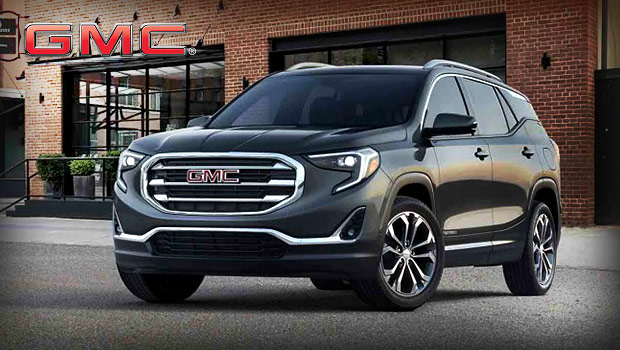 sell your car in gmc terrain compact suv with upgraded. Black Bedroom Furniture Sets. Home Design Ideas