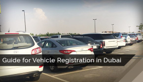 A Stepwise Guide for Registering a Vehicle in Dubai
