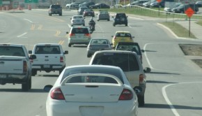 Understanding Lane Change Violations According to the New Traffic Law in the UAE