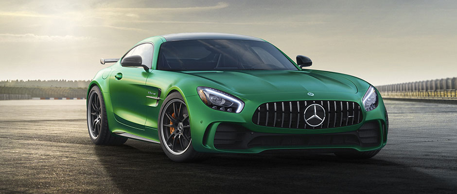 sell your car in mercedes amg gt r luxury coupe with biturbo v8. Black Bedroom Furniture Sets. Home Design Ideas