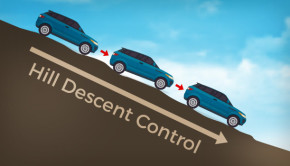 Hill Descent Control – An Active Safety Technology for Driving Downhill