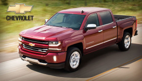2018 Chevrolet Silverado – Large Pickup Truck with V8 Engine and Advanced Safety Features