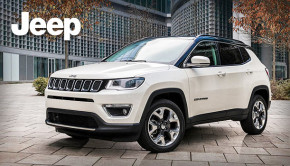 2018 Jeep Compass with Advanced Safety Features