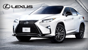 2018 Lexus RX – Luxury SUV with V6 Engine and Advanced Safety Features