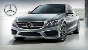2018 Mercedes-Benz C-Class with Turbocharged Engine Options