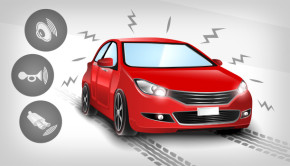 626 Vehicles Seized in Abu Dhabi for Generating Excessive Noise