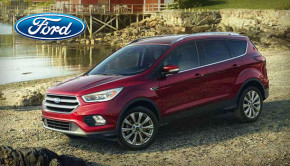 2018 Ford Escape – Affordable Compact SUV with Turbocharged EcoBoost Engine