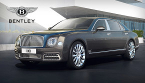 2018 Bentley Mulsanne – Large Luxury Sedan with Twin-turbocharged V8 Engine