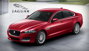 2018 Jaguar XF – Midsize Luxury Sedan with Supercharged V6 Engine