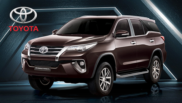 Sellanycar Com Sell Your Car In 30min 2018 Toyota Fortuner