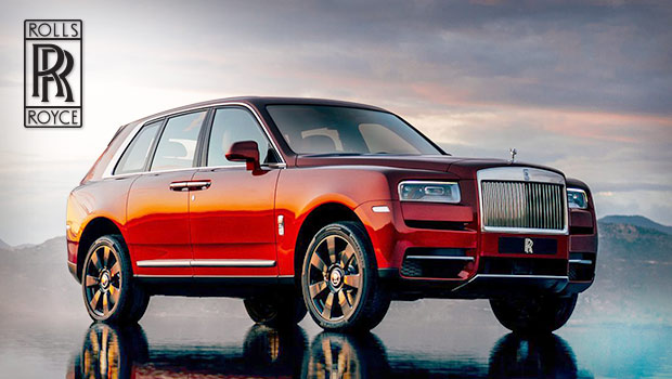 2019 Rolls-Royce Cullinan – Luxurious Large SUV with Twin Turbocharged V12 Engine