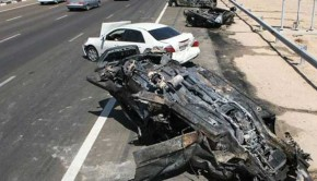 5 Roads in Dubai with Most Accidents Recorded during the First Half of 2018