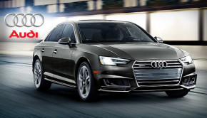 2018 Audi A4 – Premium Compact Sedan with Turbocharged Engine and Quattro All-Wheel Drive System