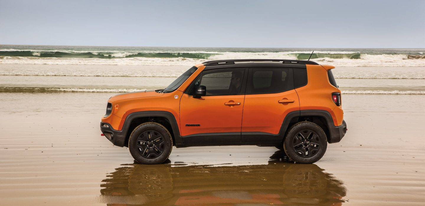 Design Of The 2018 Jeep Renegade