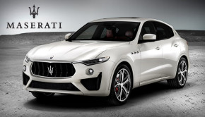 2018 Maserati Levante – Midsize Luxury SUV with Turbocharged V6 Engine