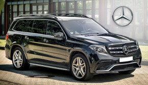 2018 Mercedes-Benz GLS 63 AMG – Large Luxury SUV with Biturbo V8 Engine 2018 Mercedes-Benz GLS 63 AMG – Large Luxury SUV with Biturbo V8 Engine