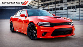 2018 Dodge Charger – Large Premium Sedan with Supercharged SRT Hellcat HEMI V8 Engine