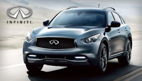 2018 Infiniti QX70 – Premium Crossover with High-Performance V8 Engine