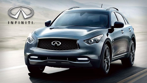 Car Makeodels 2018 Infiniti Qx70 Premium Crossover With High Performance V8 Engine