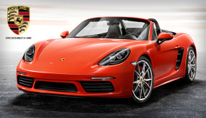 2018 Porsche 718 Boxster – Fourth Generation Premium Sports Convertible with Flat-6 Engine