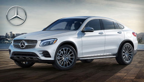 2018 Mercedes-Benz GLC-Class Coupe with BiTurbo V6 Engine Reviewed