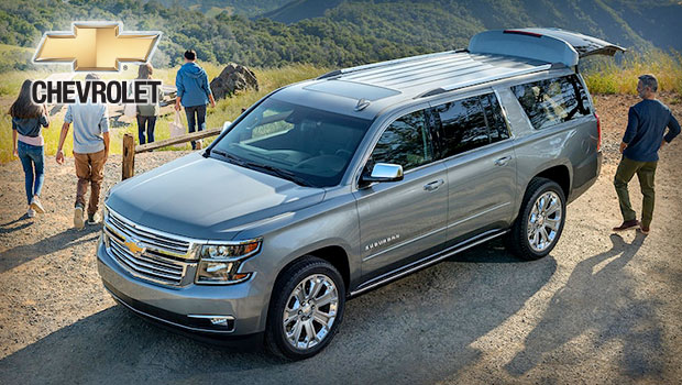 sell your car in chevrolet suburban large suv with powerful v8. Black Bedroom Furniture Sets. Home Design Ideas