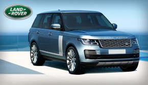 2019 Land Rover Range Rover – Flagship Luxury SUV with Supercharged Engine Options