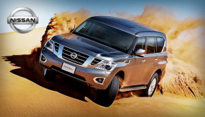 2019 Nissan Patrol – Large Adventure-Ready SUV with V8 Engine