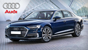 2019 Audi A8 – Redesigned Large Luxury Sedan with Turbocharged V6 Engine