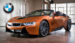 2019 BMW i8 Roadster: Plug-in Hybrid with an Efficient Powertrain