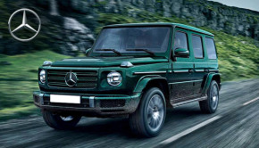 2019 Mercedes-Benz G-Wagen – Adventure-Ready SUV with a Bi-Turbo V8 Engine