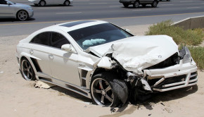How to Sell an Accident-damaged Car quickly and conveniently in the UAE?