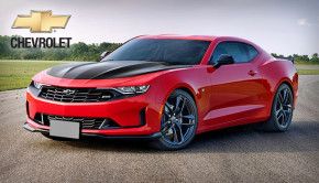 2019 Chevrolet Camaro – Premium Sports Coupe with a Supercharged V8 Engine