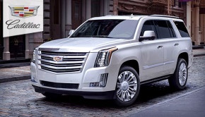 2019 Cadillac Escalade – Large Luxury SUV with a High-performance V8 Engine