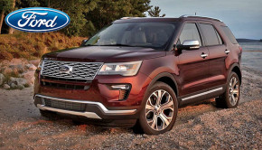 2019 Ford Explorer - Midsize SUV with a Powerful V6 Engine