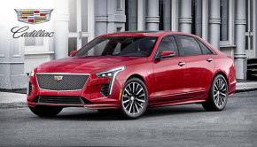 2019 Cadillac CT6 – Large Luxury Sedan with a V6 Engine