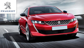 2019 Peugeot 508 – Midsize Sedan with a Turbocharged Engine