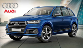 2019 Audi Q7 – Midsize Family SUV with a V6 Engine