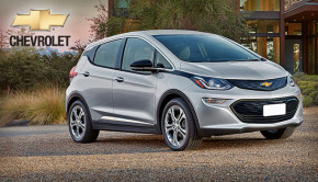 2019 Chevrolet Bolt EV – Affordable Hatchback with Advanced Driver-assistance Systems