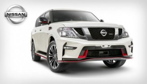 2019 Nissan Patrol Nismo – Large SUV with a High-performance V8 Engine