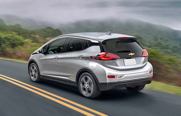 First Drive 2019 Chevrolet Bolt Ev In The Uae Drive Arabia