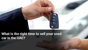 What is the Right Time to Sell Your Used Car in the UAE?
