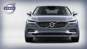 2019 Volvo S90 – High-performance Sedan with Advanced Safety Features