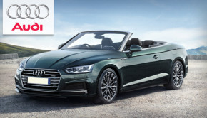 2019 Audi A5 Cabriolet – Premium Convertible with 30 Advanced Driver-Assistance Systems
