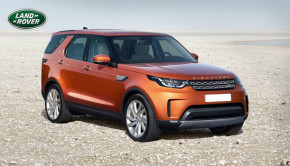 2020 Land Rover Discovery – Full-size SUV with Class-leading All-terrain Capabilities