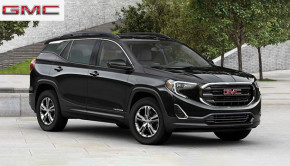 2021 GMC Terrain – Compact SUV with a Turbocharged Engine
